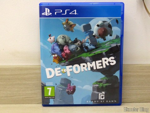 Deformers, included in the promotion.