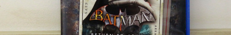 Batman Return to Arkham - Playstation 4 (PS4)