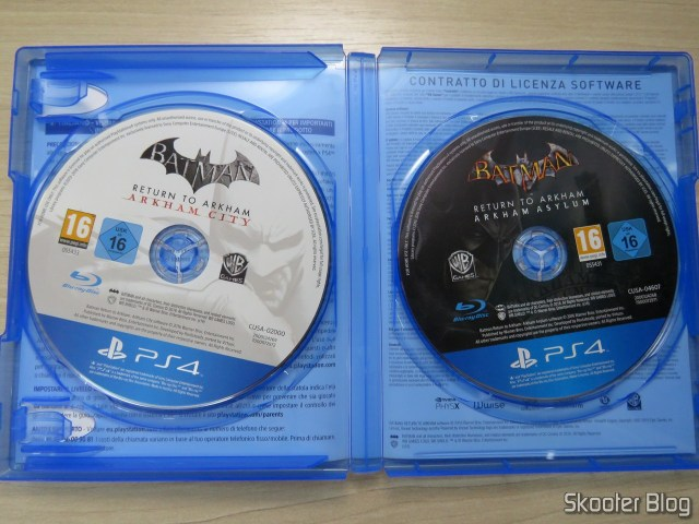 Batman Return to Arkham - Playstation 4 (PS4)