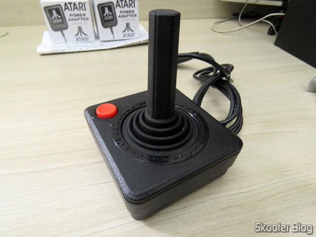 New Gold CX40 Joystick w/Best Silicon Joystick boot