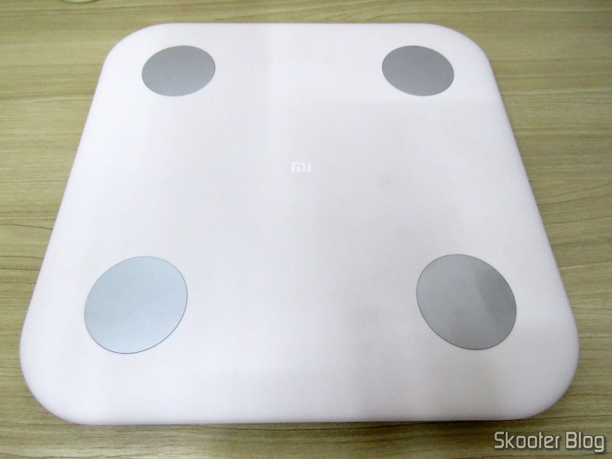 [Review] Xiaomi Mi Smart Scale 2 - Balança Inteligente