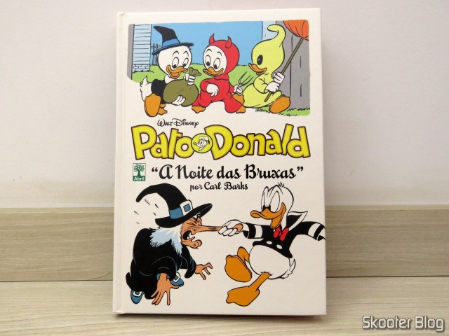 Donald Duck - Halloween - Carl Barks Definitive Collection