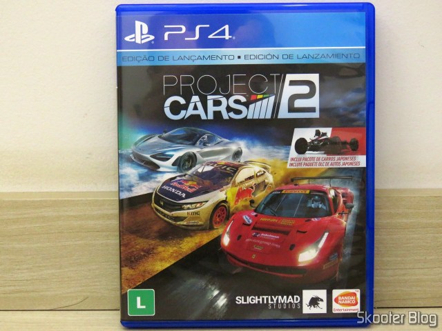 Project Cars 2 - Playstation 4 (PS4)