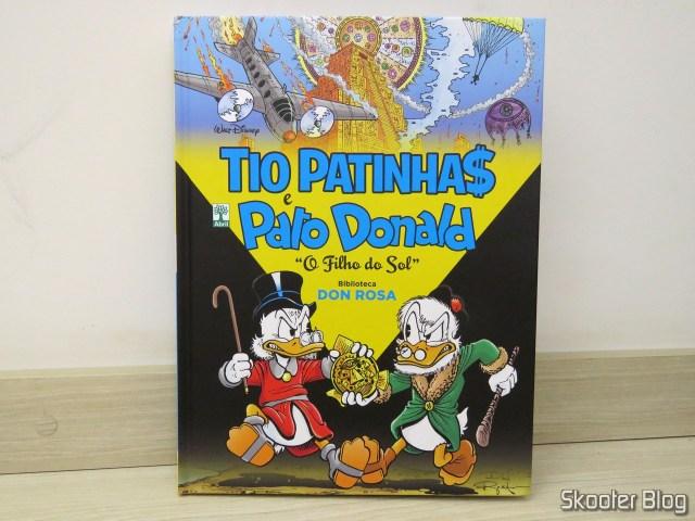 Tio Patinhas e Pato Donald - O Filho do Sol - Biblioteca Don Rosa