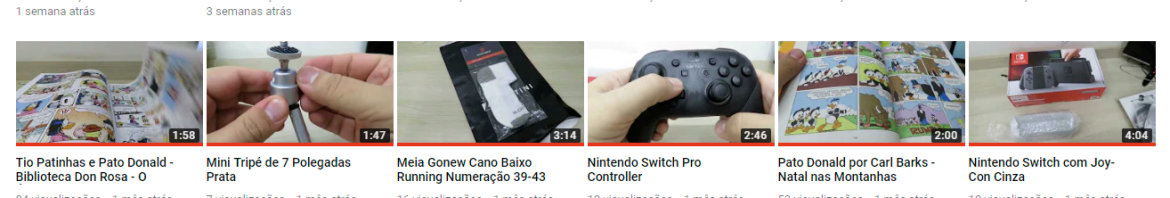 Canal do Skooter Blog no Youtube.