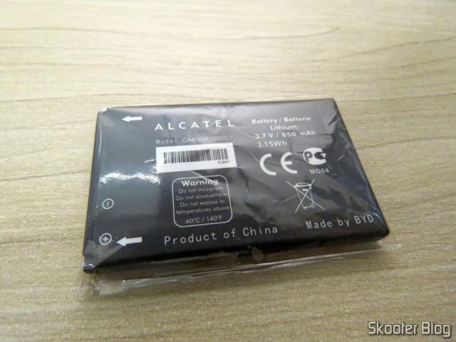 Alcatel Battery CAB30P0000C1