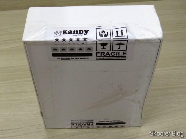 """Box with HDD Western Digital 4 TB SATA 3.5 Blue"""""""