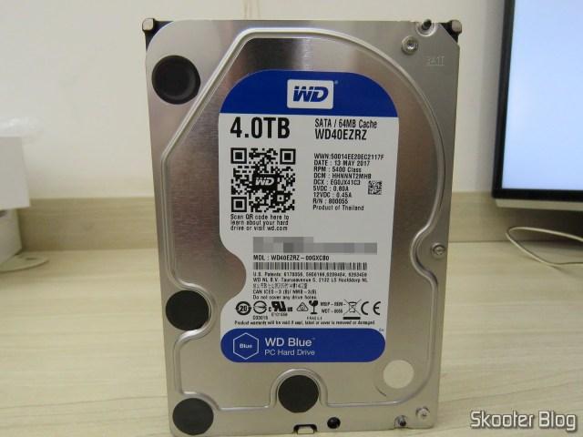 """HDD Western Digital Blue 4TB SATA 3.5""""."""