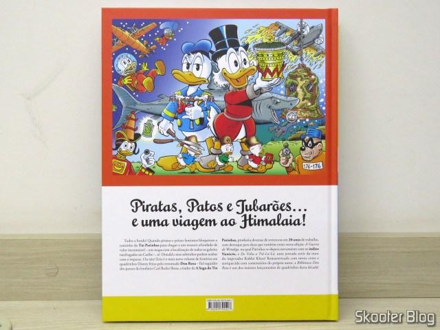 Tio Patinhas e Pato Donald - O Tesouro na Bolha de Vidro - Biblioteca Don Rosa