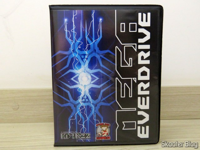Mega EverDrive X 7 - Deluxe Edition, in your box.