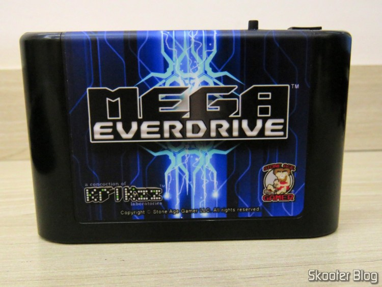 Mega EverDrive X7 - Deluxe Edition.