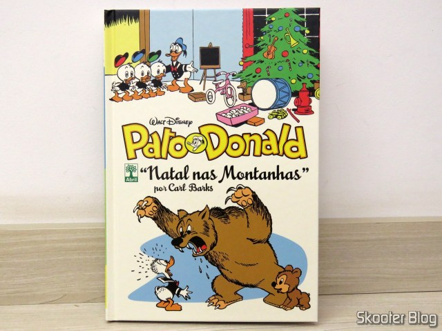 Donald Duck - Christmas in the mountains - Carl Barks Definitive Collection