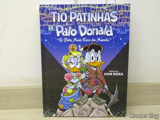 Scrooge McDuck and Donald Duck - The duck More Rico of the world - Don Rosa Library