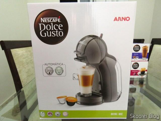 The Coffee Nescafé Dolce Gusto Black Mini Me.
