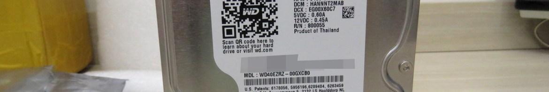 HDD Western Digital Blue 3.5