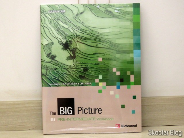The Big Picture B1 Pre-Intermediate Workbook.