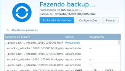 Ignoring directories in Cloud Backup Station - Skooter Blog