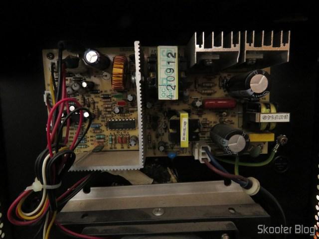 Placa da Adega EasyCooler 8 garrafas Modelo 4092640045 Placa FX-101 PCB120515K1 SH14387 12.05.06