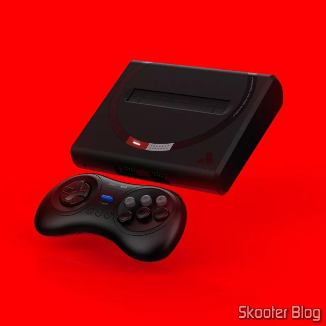 Analogue Mega Sg - American Model (Sega Genesis)