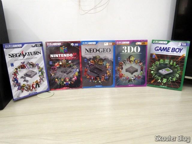 Dossiê Old! Gamer: Coleção Consoles - 2º Temporada