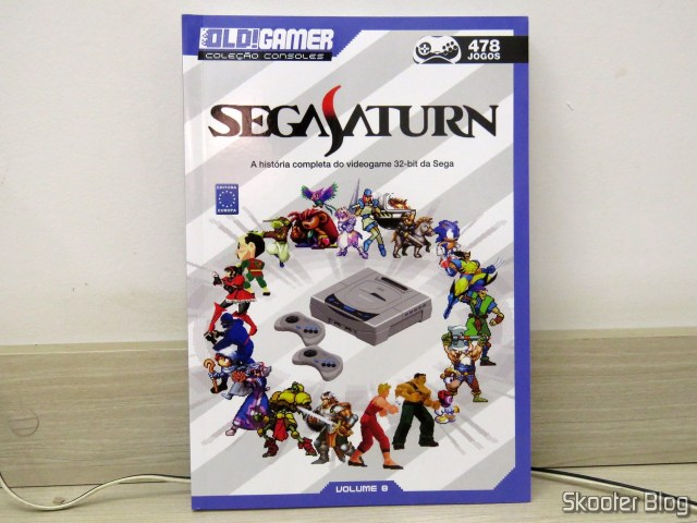 Dossiê Old! Gamer: Sega Saturn