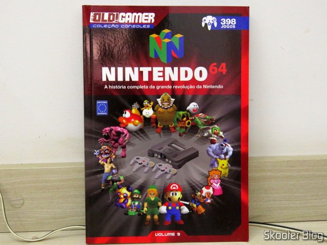 Old file! Gamer: Nintendo 64