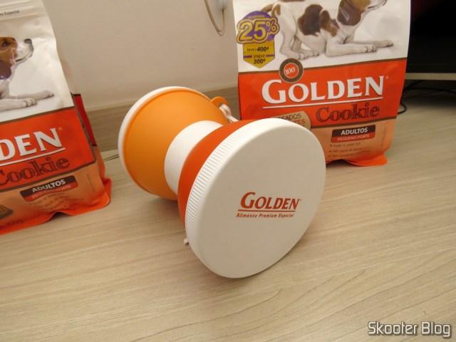Lancheira para Cães da Golden