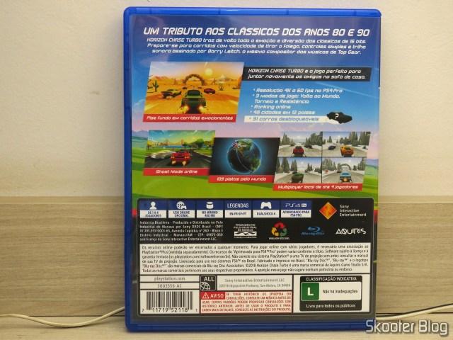 Horizon Chase Turbo - Playstation 4 (PS4).