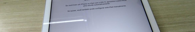 Apple iPad 2018 6ª Geração 128GB WiFi Prata MR7K2BZ/A.