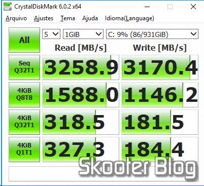 Samsung 860 EVO 1TB 2.5 Inch SATA III Internal SSD (MZ-76E1T0B/AM) no CrystalDiskMark.