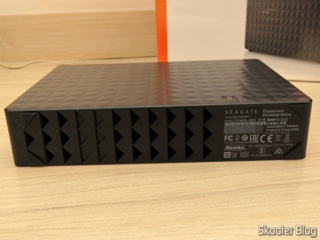 Seagate Expansion Desktop 8 TB External USB Hard Drive 3.0 (STEB8000100).