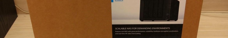 2º Synology 4 bay NAS DiskStation DS918+ (Diskless).