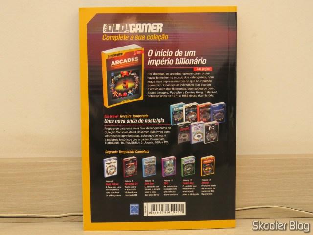 Dossiê Old! Gamer: Arcades - Volume 13.