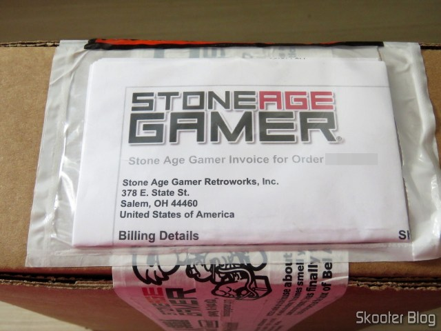Stone Age Gamer package with Master Everdrive X7 Deluxe.