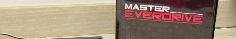 Master Everdrive X7 Deluxe e sua caixinha.