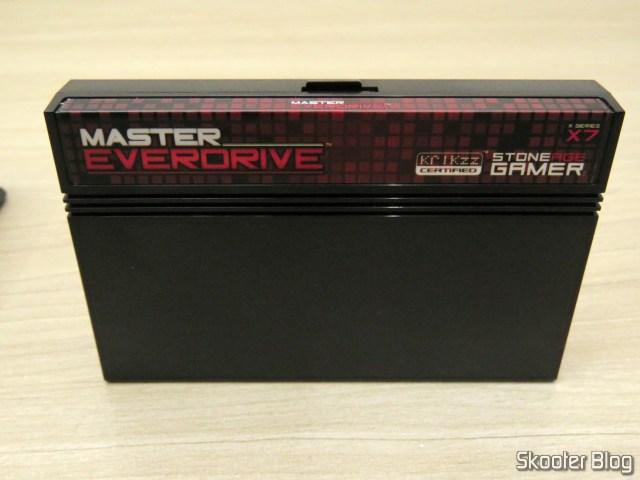 Sandisk microSDHC Ultra UHS-1 32GB falsificado, no Master Everdrive X7.