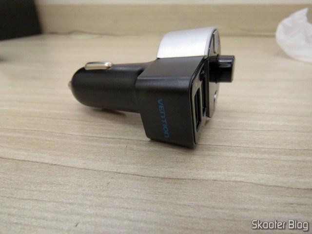Vention Car Bluetooth Player Multifunção.