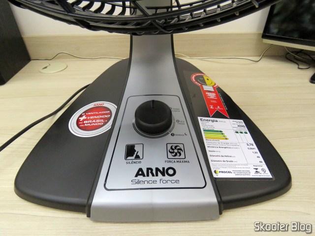 Base do Ventilador Arno VF40 Silence Force 40cm.