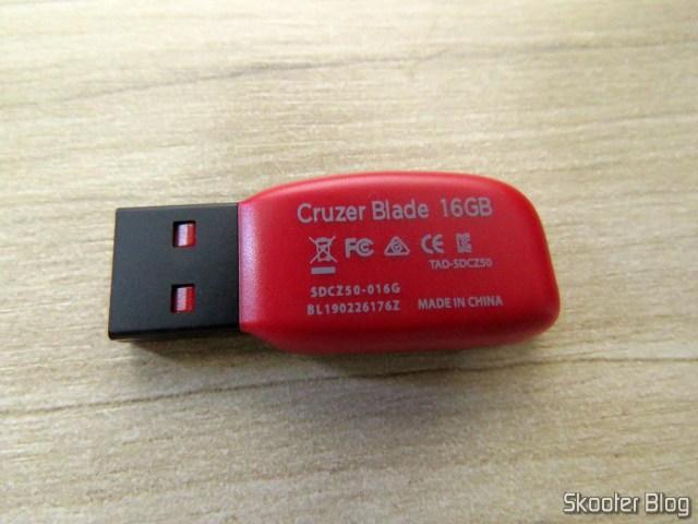 Pendrive Sandisk 16GB SDCZ-G-Z35