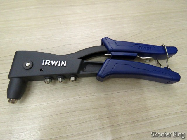 Irwin Professional Riveter Manual R250.