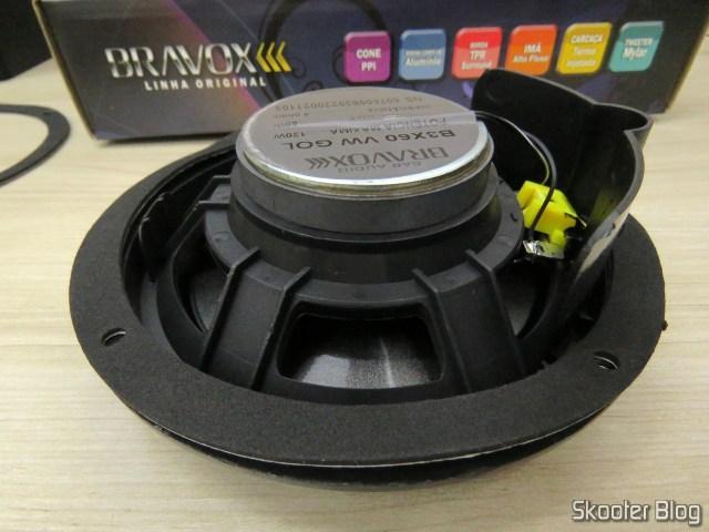 Speaker Triaxial Bravox Original Line 6 Pol B3X60 VWGOL.