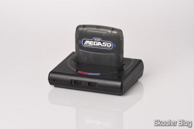 MegaSD no Mega Sg