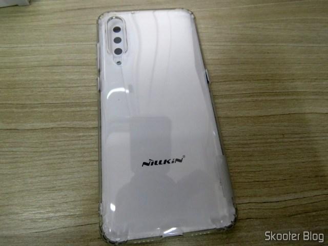 Capa de TPU Macia Nillkin para o Xiaomi Mi 9.