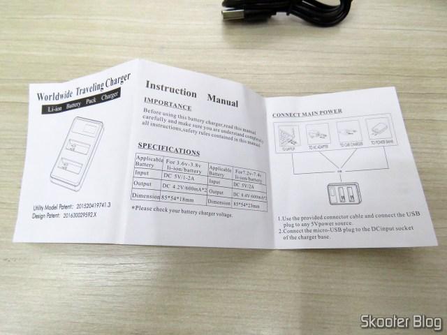 Instruction Manual.