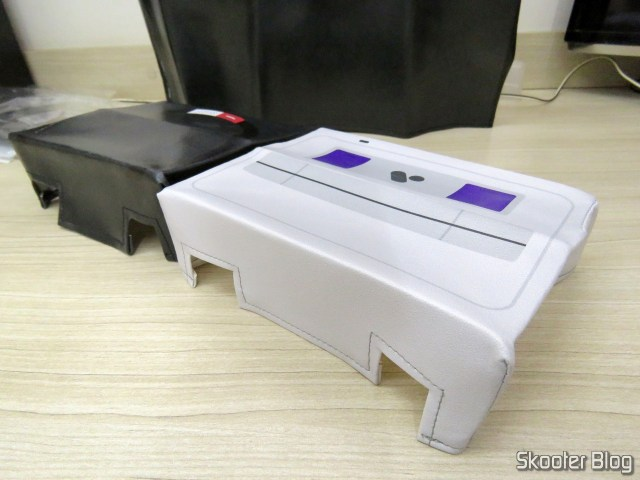 Capas para Consoles do Printer Boy: Analogue Mega Sg e Analogue Super Nt.