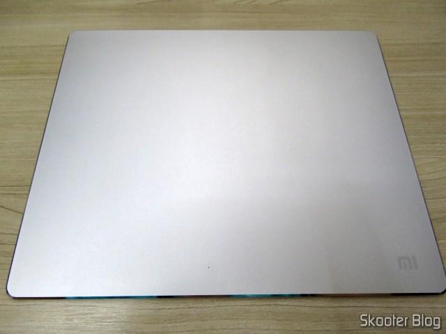 Mouse Pad Aluminum Alloy Metallic Xiaomi 300x240x3mm.