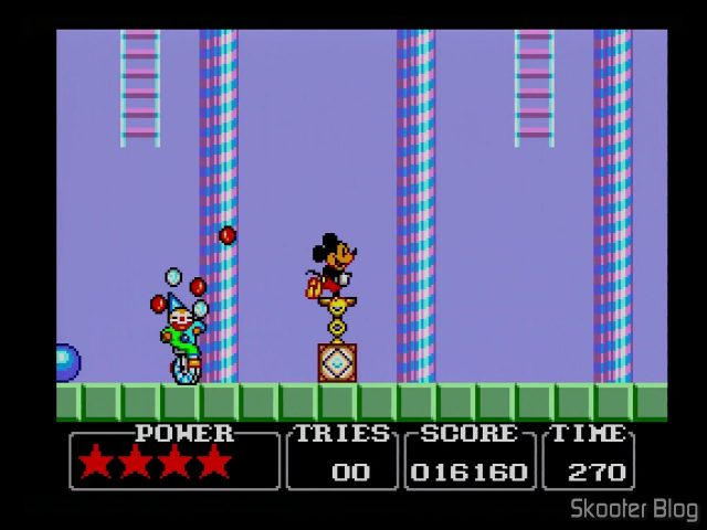 Castle of Illusion - Master System.