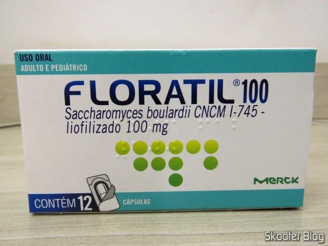 Floratil 100 substituto.