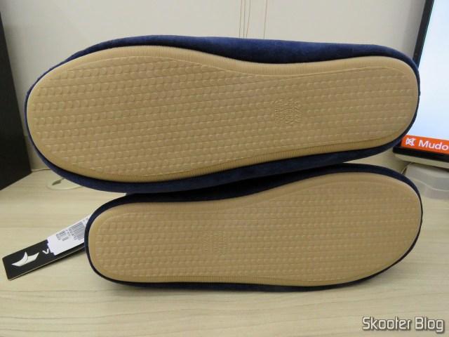 Solas das Pantufas Bota Masculina Vairelli Modelo HX.