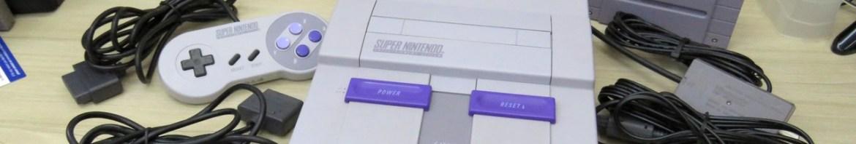 Super Nintendo Original NTSC PCB SHVC-CPU-01 CPU/PPU1/PPU2 1/1/1, e seus acessórios.